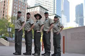 The LA Urban Rangers.