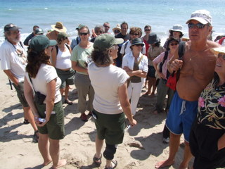 LA Urban Rangers, Malibu Beach Safari