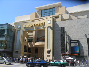 The Kodak Theater, Hollywood