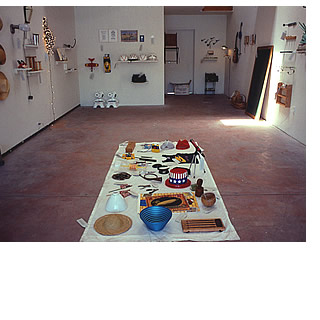 Harrell Fletcher. Gallery HERE, 1993-1995. Oakland, CA.
