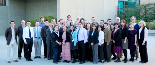 The UCLA-USC Center for Population Health + Health Disparities Team with Scientific Advisory Board + Community Advisory Board members. Courtesy Public Matters, LLC.